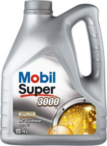 Mobil 3000 (Synt S) 5W-40 4L (1391495)