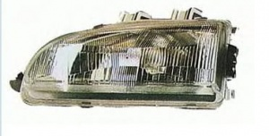 Reflektor L HONDA CIVIC hb/sedan/coupe 92- DE217111LLDE (1393091)